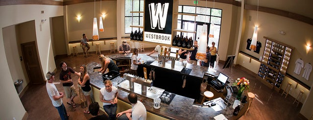Westbrook Brewing Company is one of Charleston, SC #visitUS.