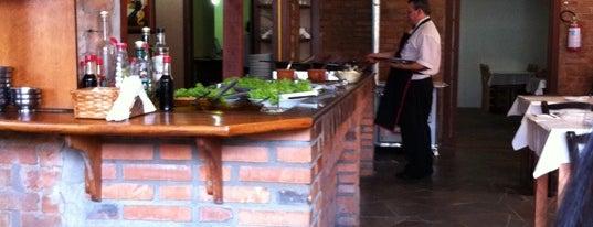 Cantina da Nona is one of Top 10 lugares para comer.