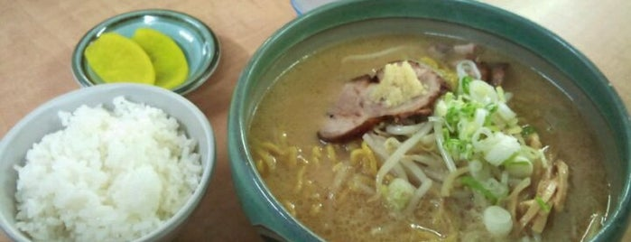 麺屋 彩未 is one of ラーメン!拉麺!RAMEN!.