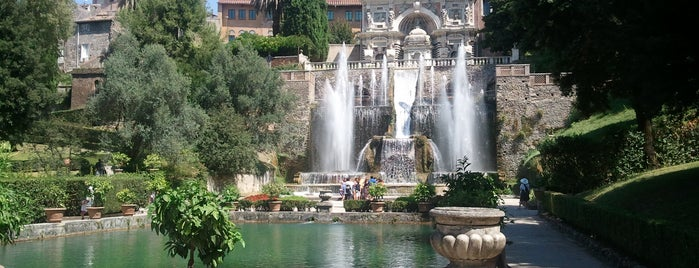 Villa d'Este is one of Dream Destinations.