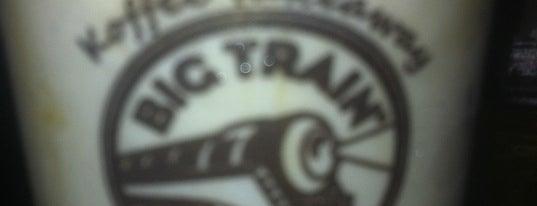 Big Train Coffee is one of Café nhé:.