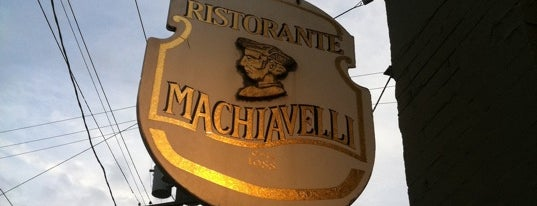 Ristorante Machiavelli is one of Quality Unfucked - Eats.