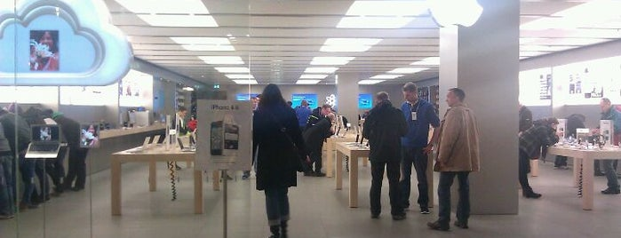 Apple Store, City-Galerie is one of All Apple Stores in Europe.