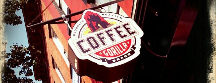 Gorilla Coffee is one of Coffee+.