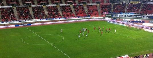 Estadi de Son Moix is one of Best Stadiums.