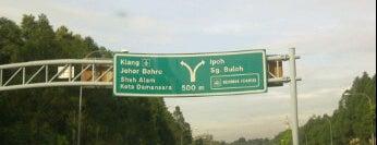 New Klang Valley Expressway (NKVE) is one of Highway & Common Road.