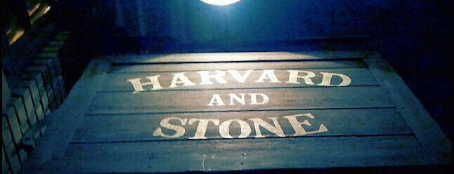 Harvard & Stone is one of Must try.