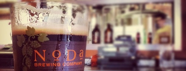 NoDa Brewing Company is one of What's Brewing in Charlotte?.
