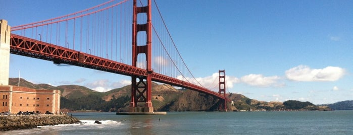 Crissy Field is one of Get Outside in San Francisco!.
