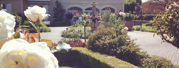 Kendall-Jackson Wine Estate & Gardens is one of Wine Road Picnicking- al Fresco Perfetto!.