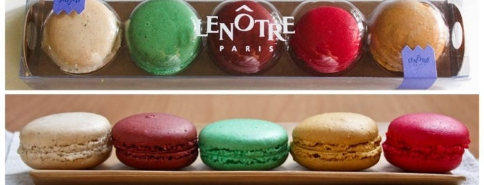 Lenôtre is one of All My Fav' Cafés<3.