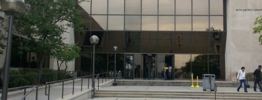Cook County 6th Municipal Court in Markham is one of favorites.