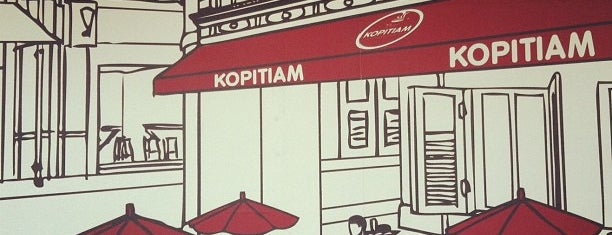 Kopitiam is one of Places.