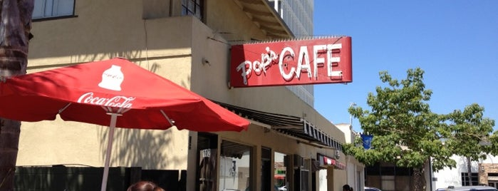 Pop's Cafe is one of Socal.
