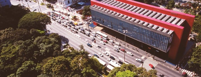 Museu de Arte de São Paulo (MASP) is one of Arte, Cultura e História ♕.