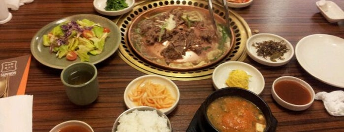 Sariwon 사리원 불고기 is one of Food places.