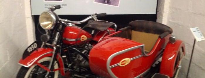 Museu de la Moto is one of Museus i monuments de Barcelona (gratis, o quasi).
