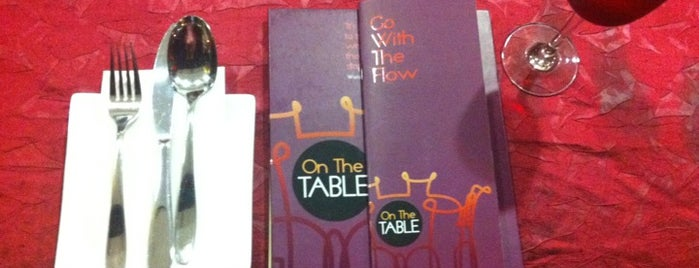 On The Table Restaurant is one of Food Hunt.