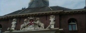 Brasserie De Poort is one of Leiden, Holland.