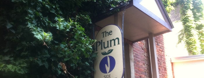 The Plum is one of Hagerstown.