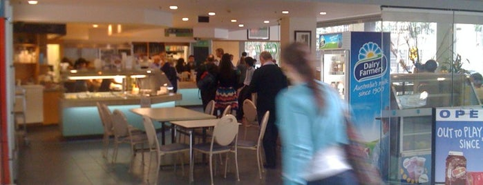 Cafe 10 is one of Visit UTS.