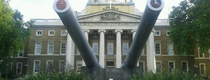 Imperial War Museum is one of PIBWTD.