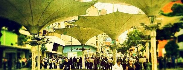 Boulevard de Sabana Grande is one of Plazas, Parques, Zoologicos Y Algo Mas.