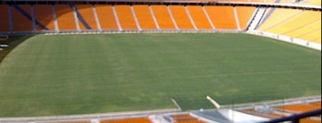 FNB Stadium is one of Football Stadiums to visit before I die.