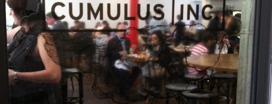 Cumulus Inc. is one of Eating.