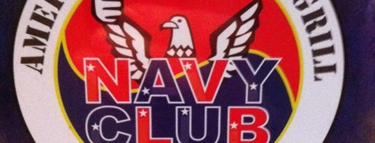 Navy Club is one of Seoul Suvivor.
