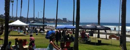 La Jolla Shores Beach is one of Beach Bouncing in So Cal.
