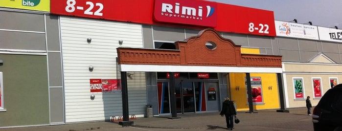 "Rimi ""Jēkabpils"" is one of Apceļo Latviju kopā ar Rimi."
