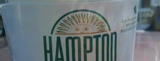 Hampton Coffee Company is one of Hamptons!.