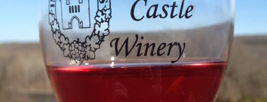 Sand Castle Winery is one of Badges | Partners type.