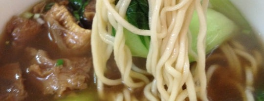 Lam Zhou Handmade Noodle is one of Eat it!.