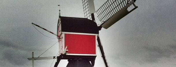 Buitenwegse Molen is one of Dutch Mills - North 1/2.