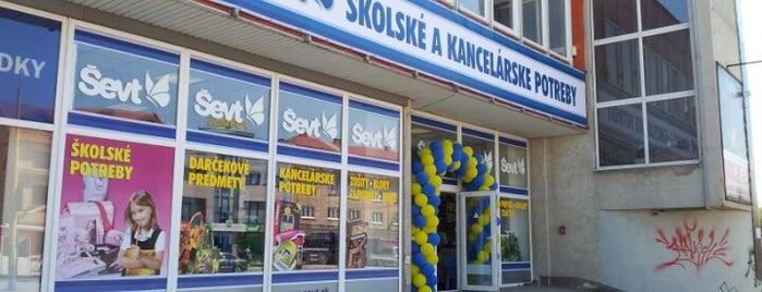 Papiernictvo ŠEVT is one of Best Stationery Store.