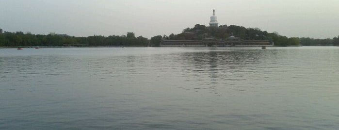 北海公园 Beihai Park is one of Go Beijing or Go Home.