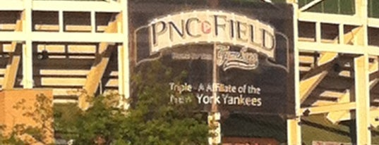 PNC Field is one of Places you should go..