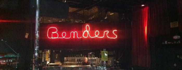 Benders Tavern is one of Colorado's Music Venues.