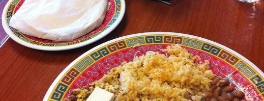 Taqueria El Sabor Del Parque is one of Baltimore's Best Mexican Restaurants - 2012.