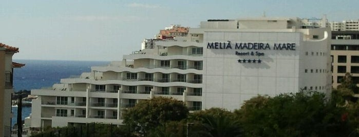 Melia Madeira Mare Resort & SPA is one of Hotels in Portugal.