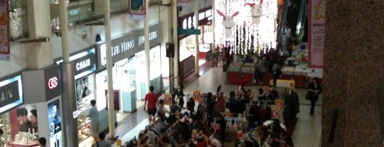 Tiong Bahru Plaza is one of Retail Therapy Prescriptions.