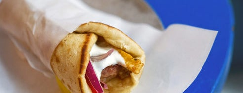 Souvlaki GR is one of #100best dishes and drinks 2011.