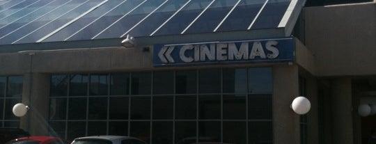 Event Cinemas Locations