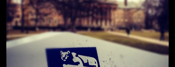 The Pennsylvania State University is one of Hunger Games.