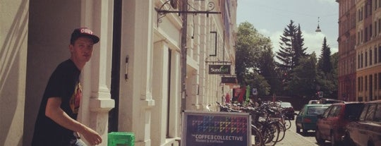 The Coffee Collective is one of Coffee to drink in CNW Europe.