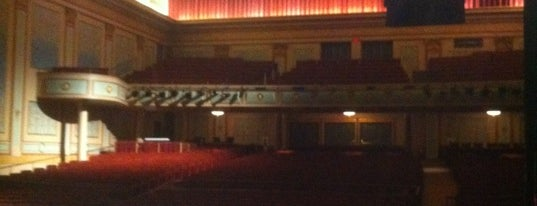Fav places to go for Franks theater york pa