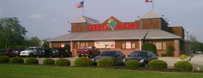 Texas Roadhouse is one of Favorite Food.