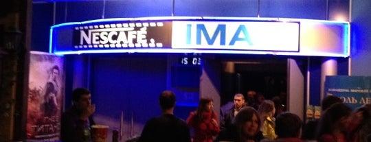 Nescafe IMAX is one of Московские кинотеатры | Moscow Cinema.